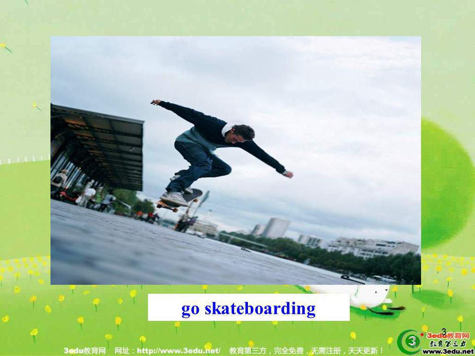Learn go skateboarding