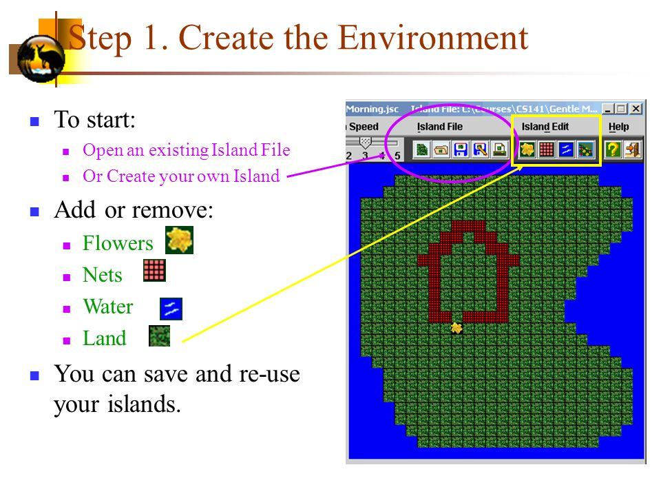 Step 1. Create the Environment