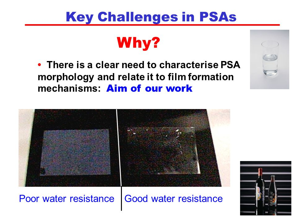 Why Key Challenges in PSAs
