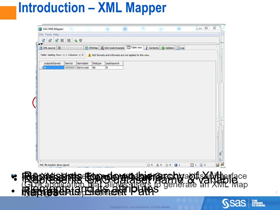 Introduction – XML Mapper