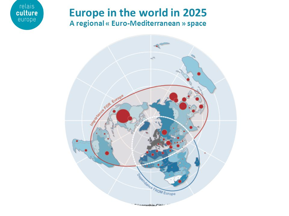 Europe in the world in 2025 A regional « Euro-Mediterranean » space