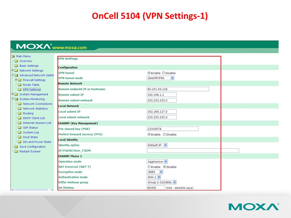 OnCell 5104 (VPN Settings-1)