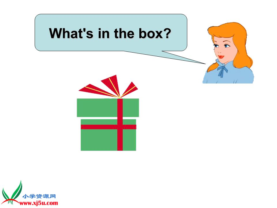 What s in the box