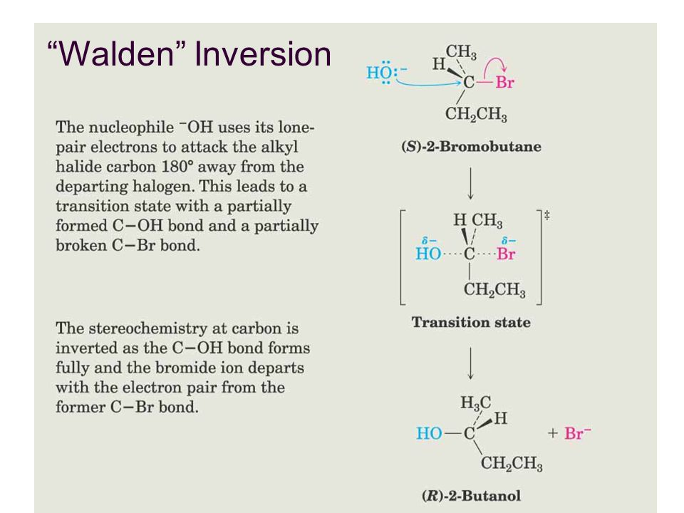 Walden Inversion