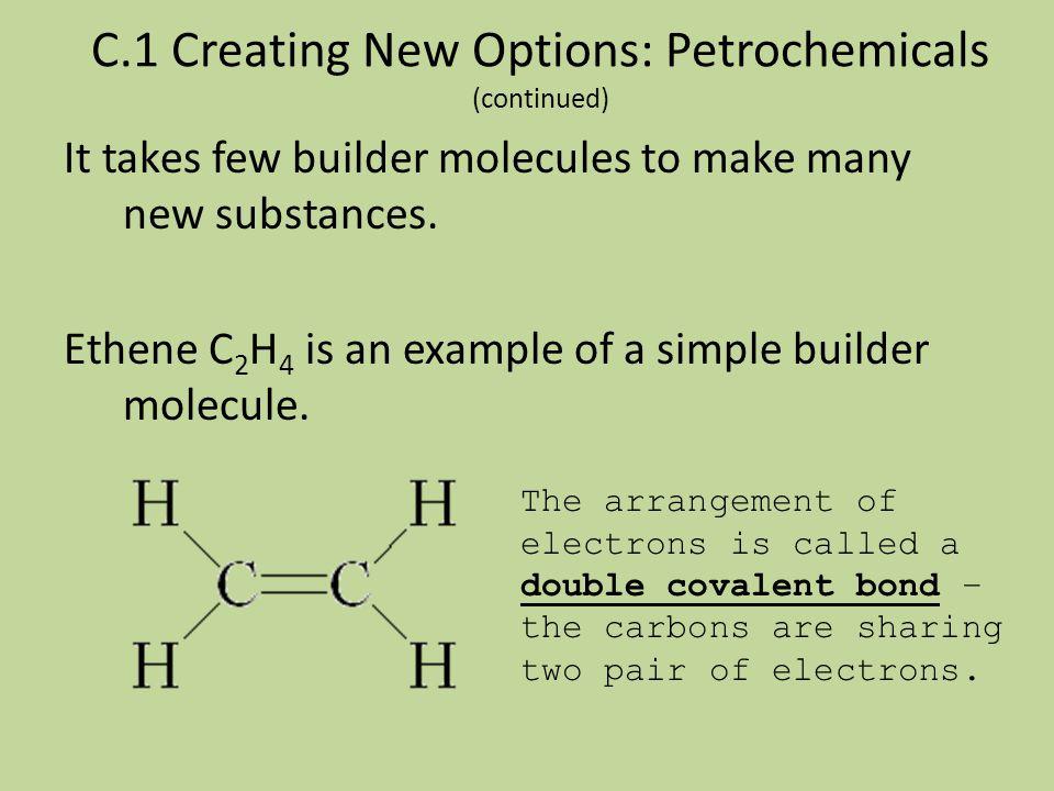 Unit 3 – Sections B, C & D Petroleum: An Energy Source, A Building
