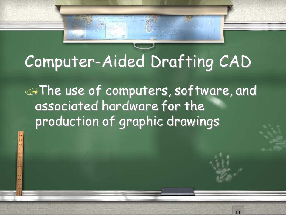 Computer-Aided Drafting CAD