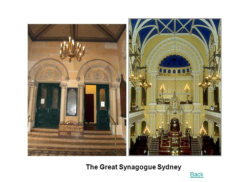 The Great Synagogue Sydney