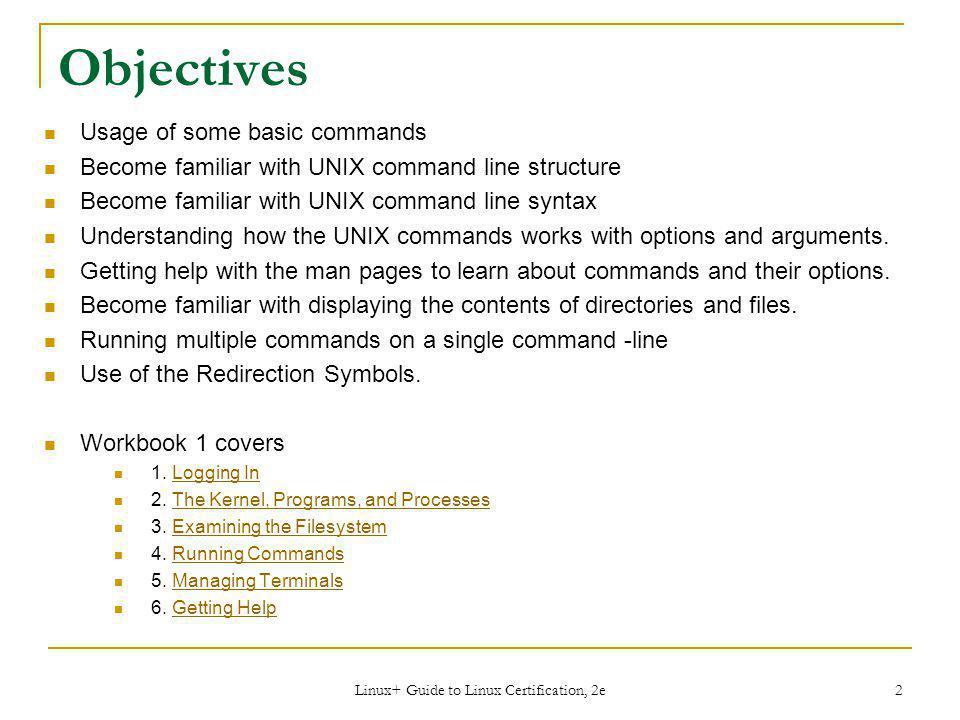 Rh030 Linux Computing Essentials Ppt Video Online Download