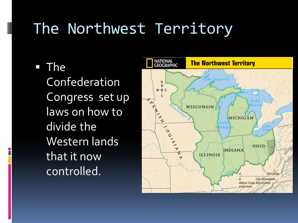 The Northwest Territory