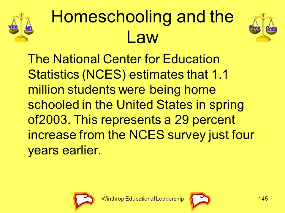 Homeschooling and the Law