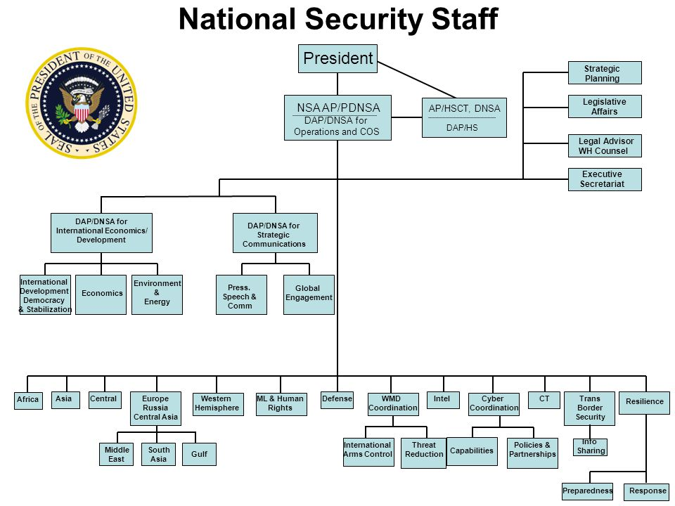 National Security Staff