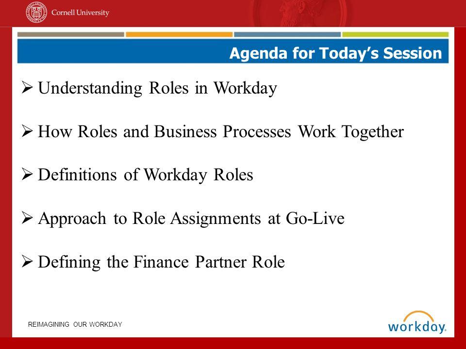 Understanding Roles in Workday