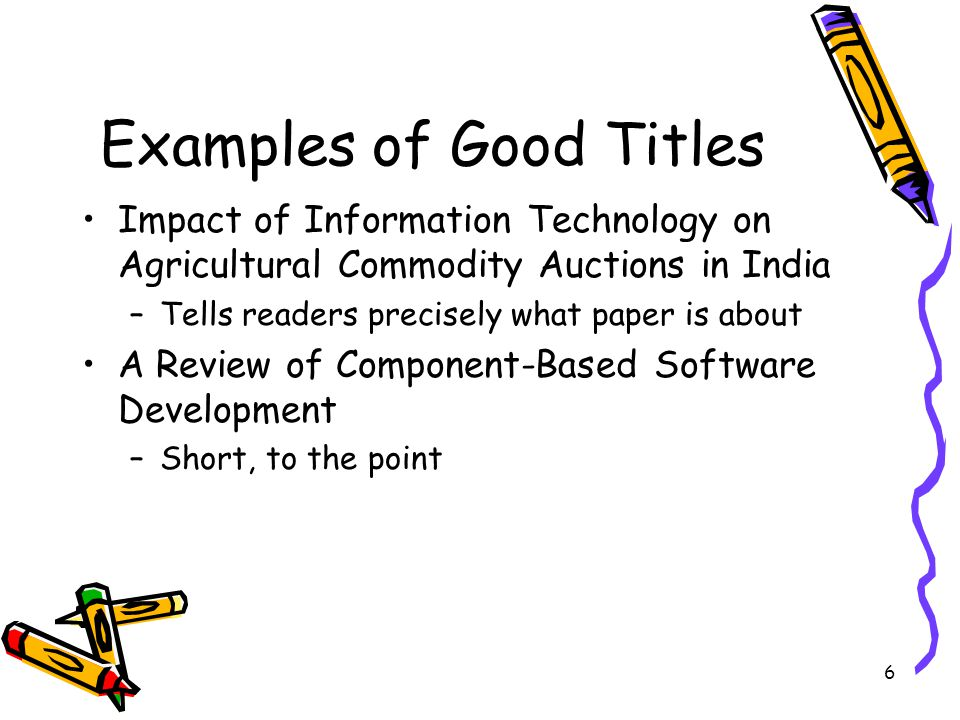 Writing technical papers in english ppt download