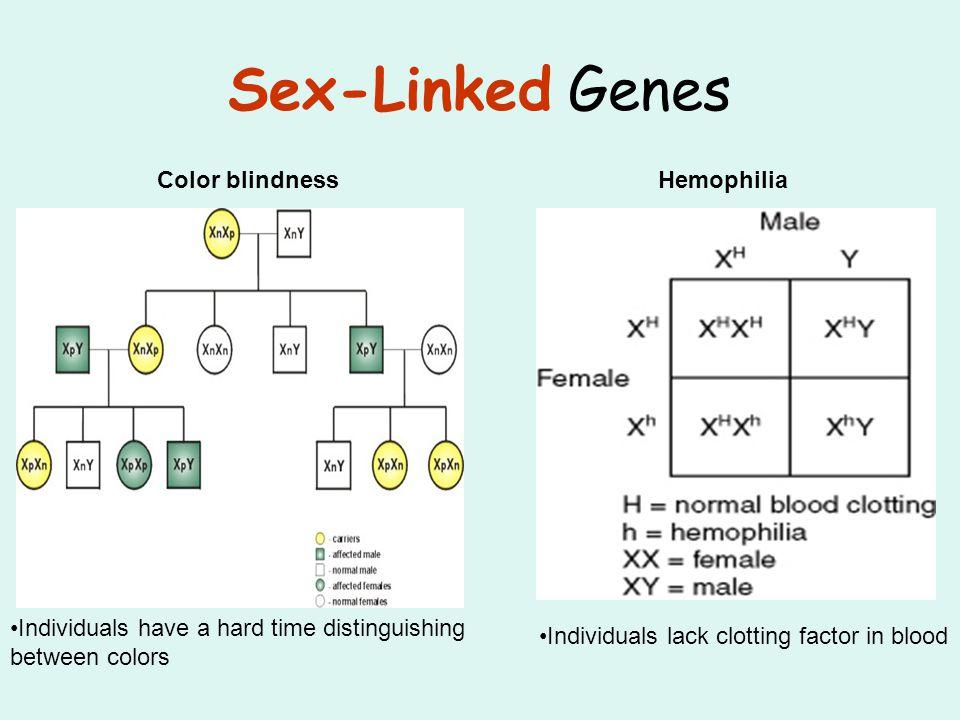 Nude deshi color blindness sex linked sex