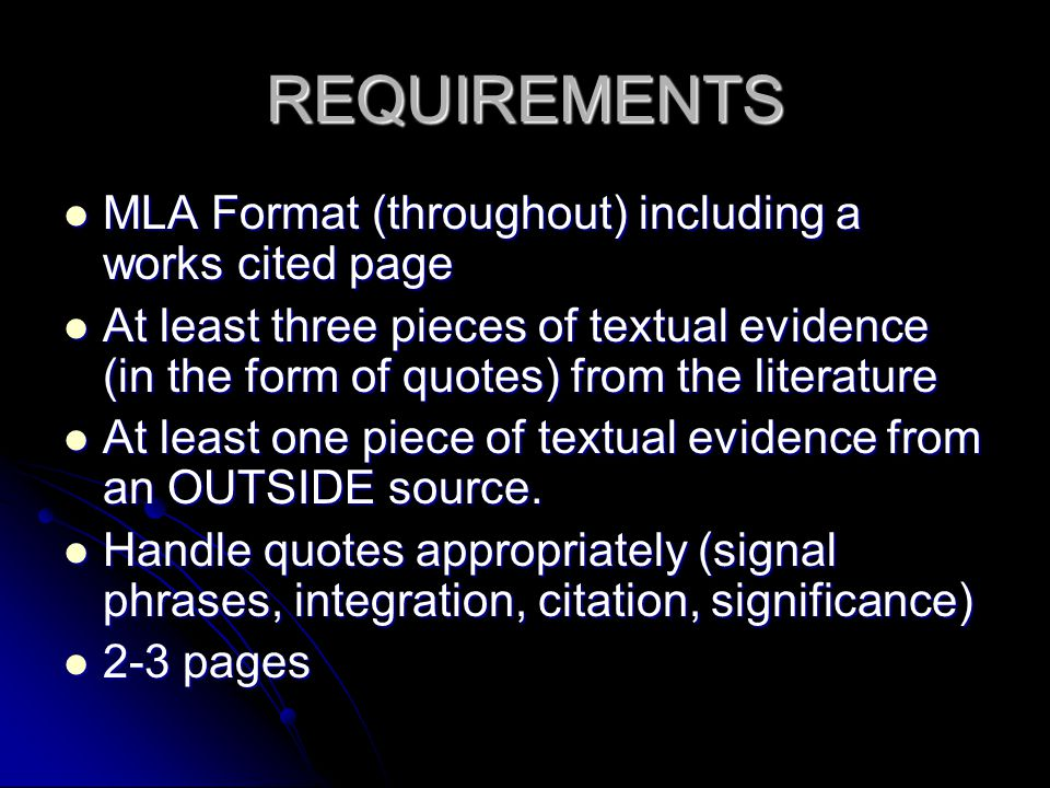 Essay Question On The Canterbury Tales  Ppt Video Online Download  Requirements  College English Essay Topics also How To Write An Essay For High School Students  The Benefits Of Learning English Essay