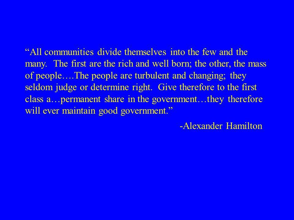 Hamilton Vs Jefferson Ppt Video Online Download