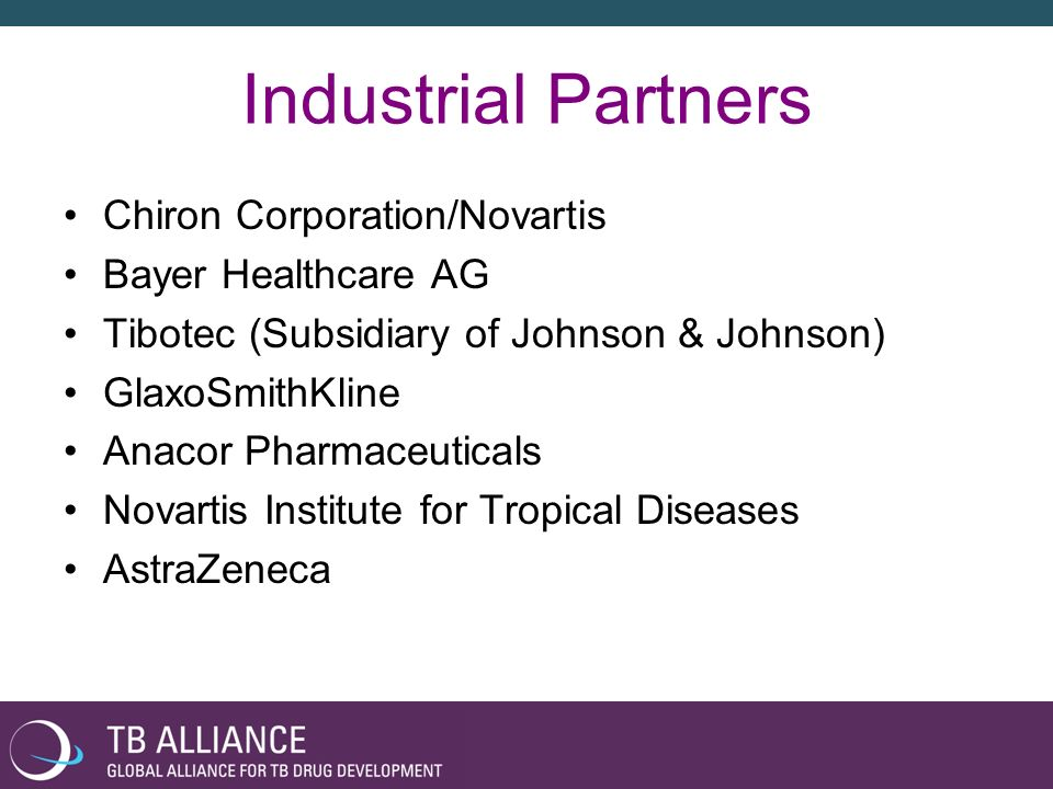 Industrial Partners Chiron Corporation/Novartis Bayer Healthcare AG