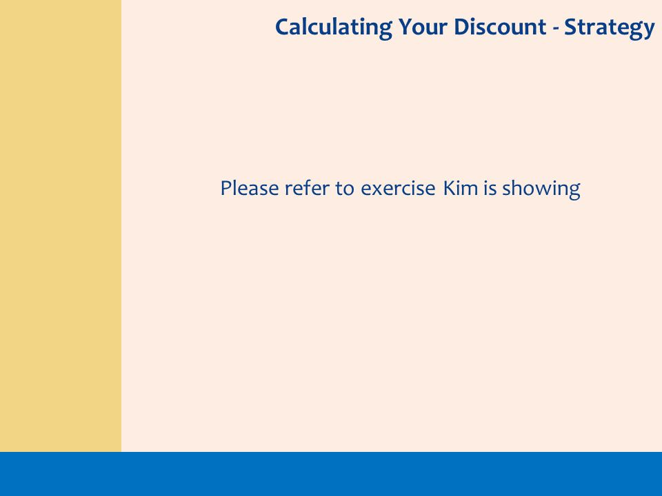 Please refer to exercise Kim is showing