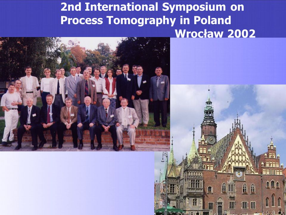 2nd International Symposium on Process Tomography in Poland