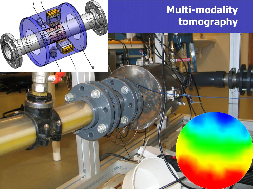 Multi-modality tomography