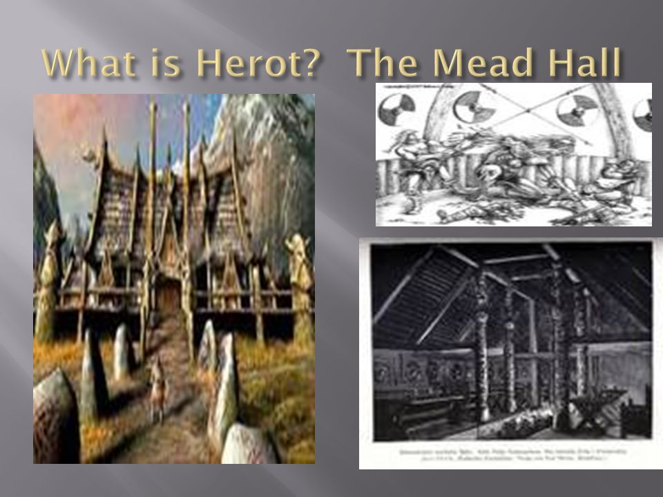 What is Herot The Mead Hall