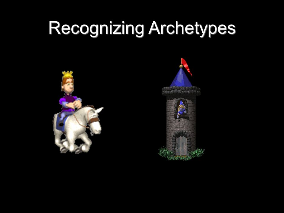 Recognizing Archetypes