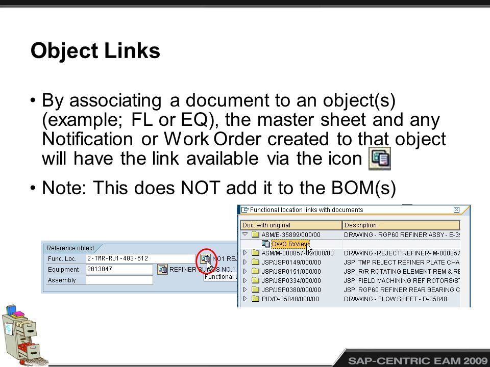 Object Links