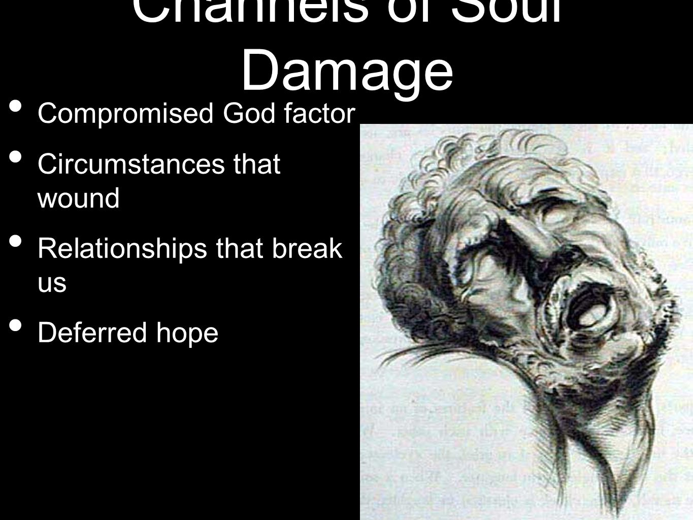 Channels of Soul Damage