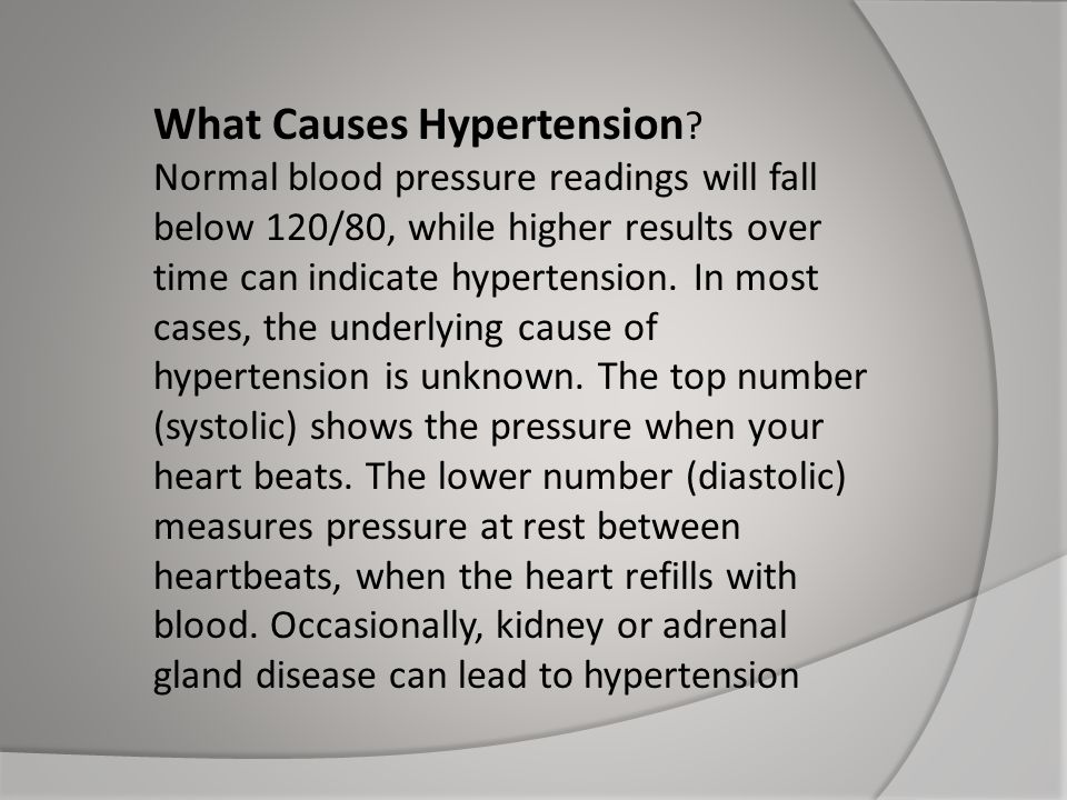 why high blood pressure cause atheroscl High blood pressure is a major cause of strokes in the uk by lowering your blood pressure, you can reduce your risk of developing a stroke this page will show you how high blood pressure causes strokes, what you can do about it and the signs, symptoms and treatments for stroke.