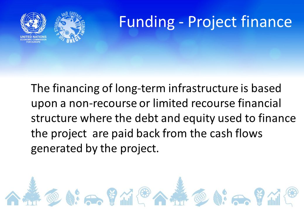 Funding - Project finance