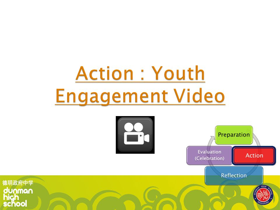 Action : Youth Engagement Video