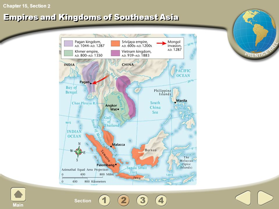 Empires and Kingdoms of Southeast Asia