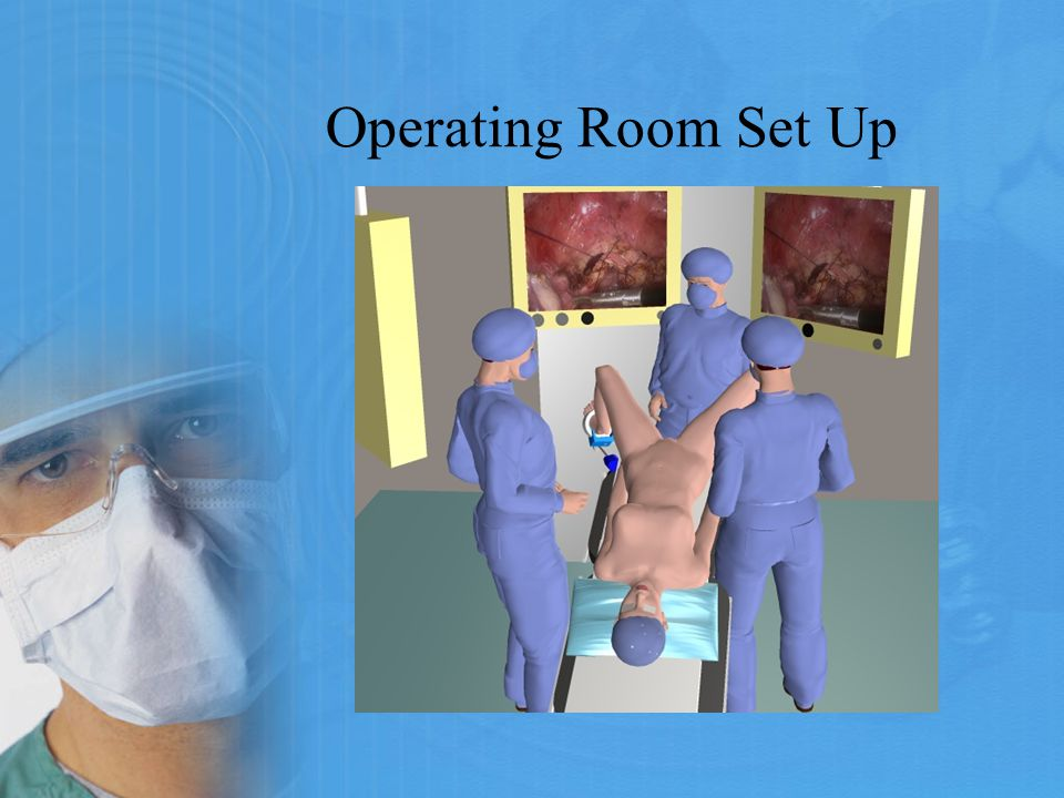 Operating Room Set Up