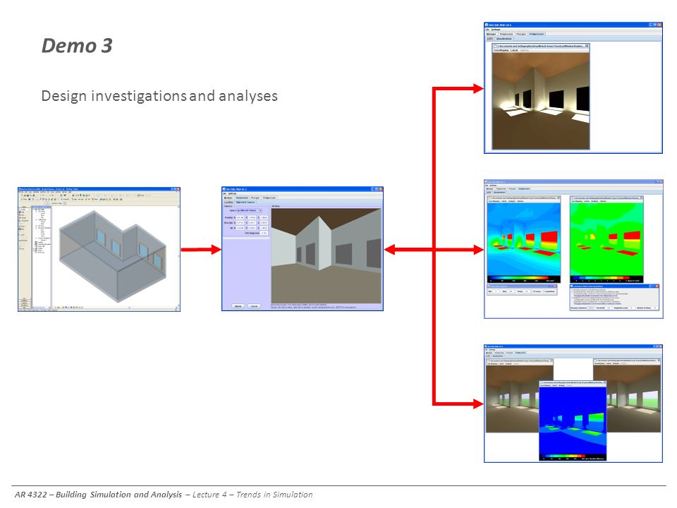Demo 3 Design investigations and analyses 49