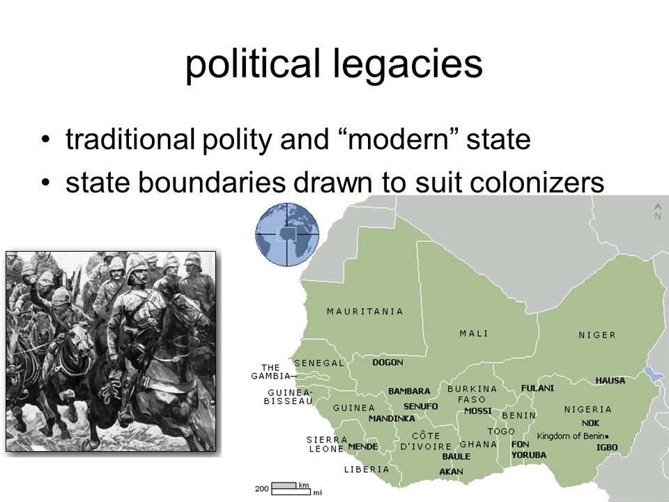 political legacies traditional polity and modern state