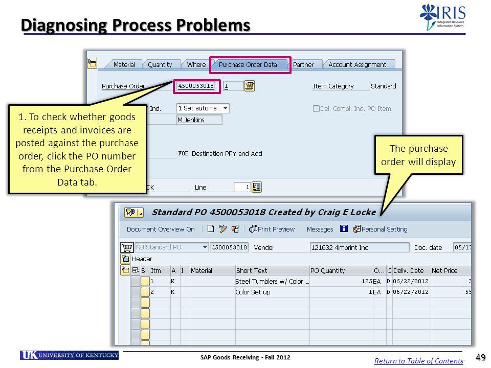 SAP Goods Receiving Goods Receiver MM_REC_ ppt video online download