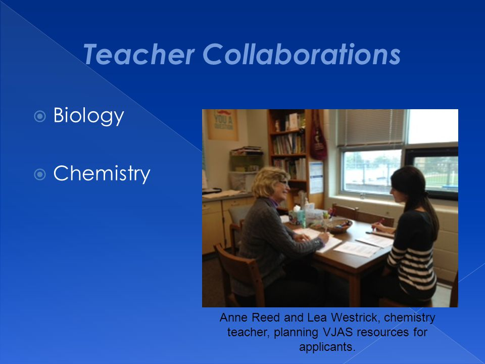 Teacher Collaborations
