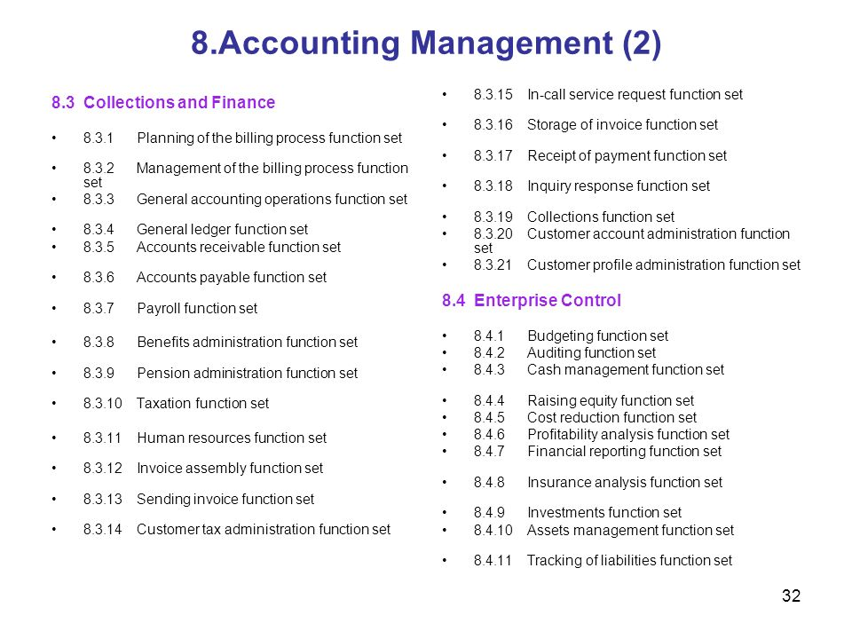 8.Accounting Management (2)