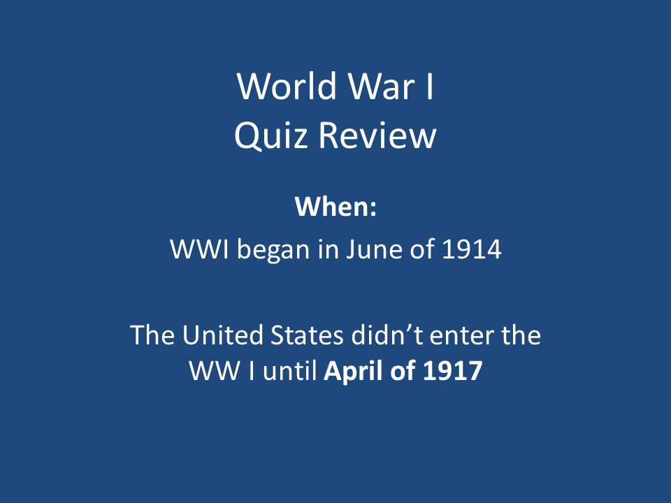 the united states enters wwi social studies help - 960×720