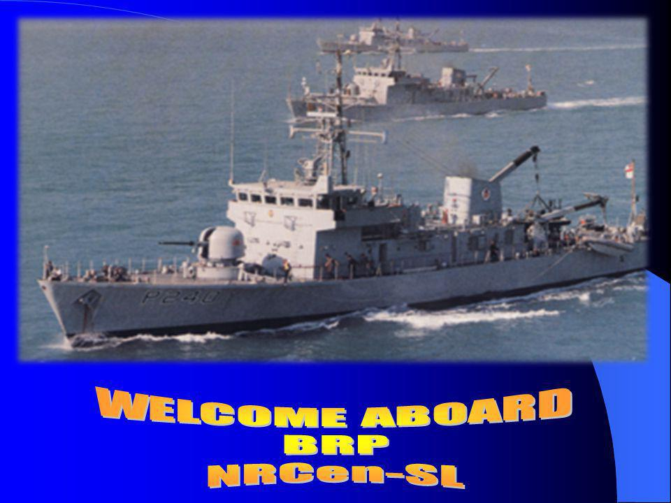 WELCOME ABOARD BRP NRCen-SL