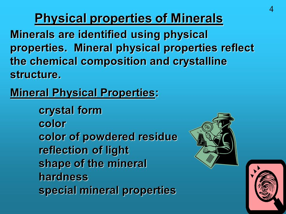 Mineral Identification Lab - ppt video online download