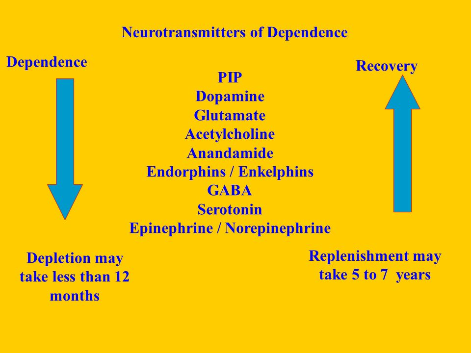 Neurotransmitters of Dependence