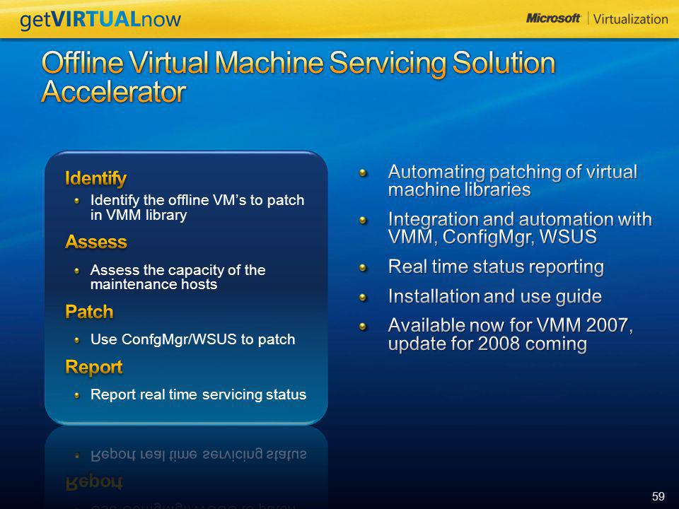 Offline Virtual Machine Servicing Solution Accelerator