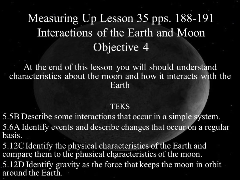 Measuring Up Lesson 35 pps
