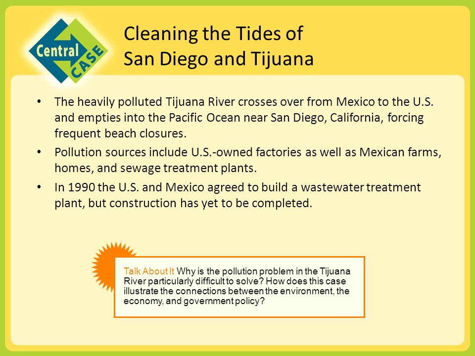 Cleaning the Tides of San Diego and Tijuana