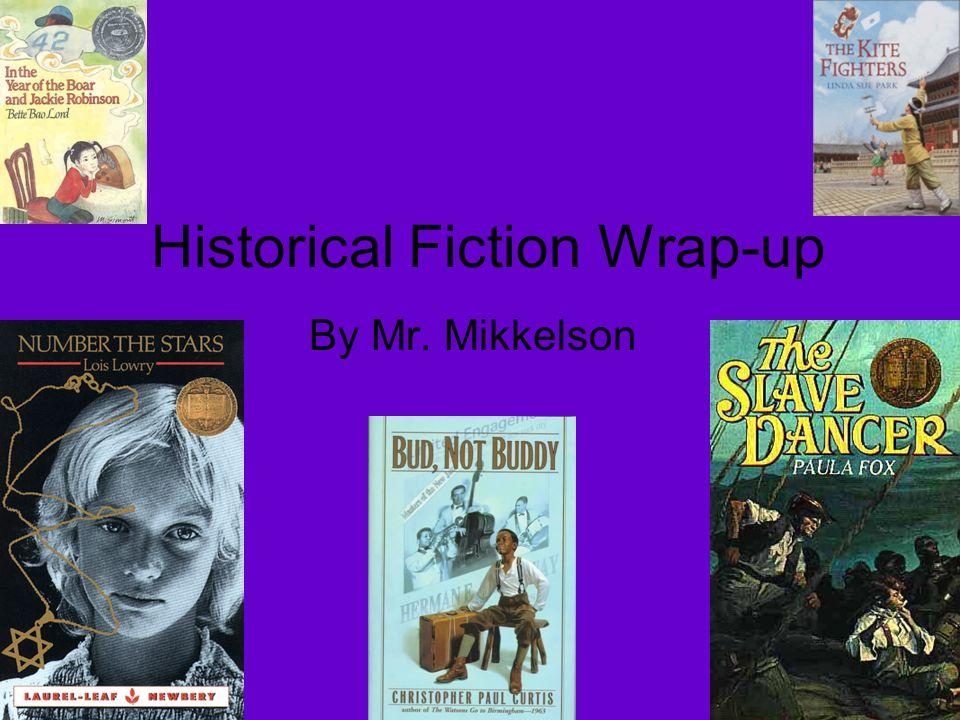 Historical Fiction Wrap-up