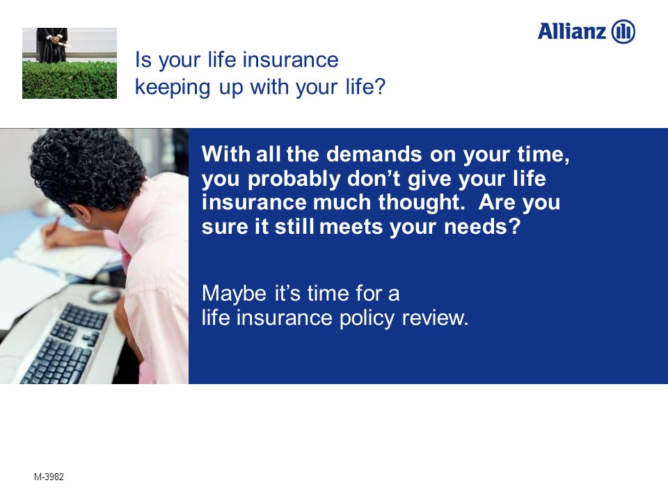 Is your life insurance keeping up with your life