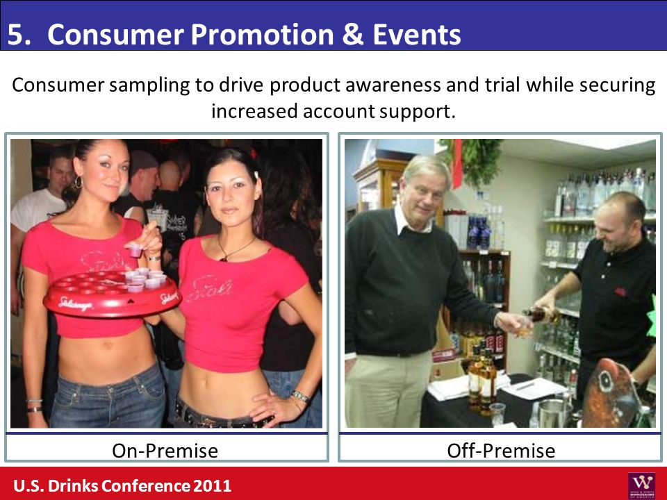 5. Consumer Promotion & Events