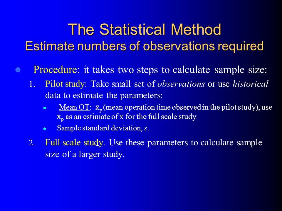sample size for pilot study pdf