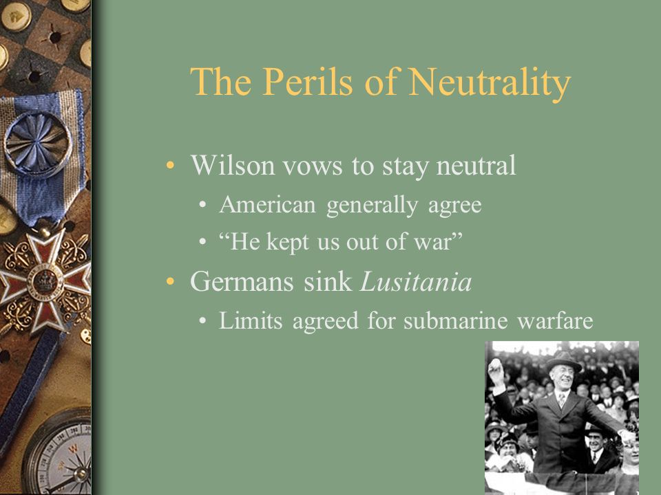 The Perils of Neutrality
